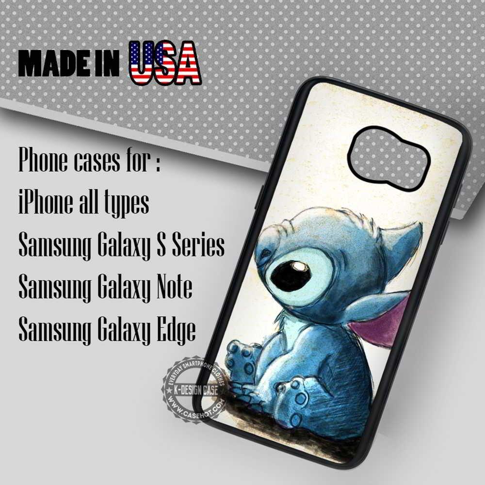 Samsung S7 Case - Cute Animal Stitch- iPhone Case #SamsungS7Case #liloandstitch #yn