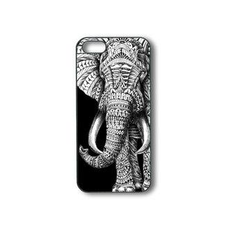 jewels ipod touch case elepants tribal pattern beautiful
