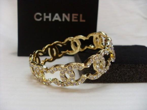 chanel jewels bracelets diamonds