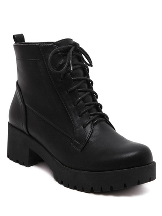 shoes zaful black black leather boots grunge grunge shoes trendy fall outfits autumn/winter winter boots lace up lace up boots indie girl fashion casual tumblr grunge wishlist girly girly wishlist winter outfits casual chic