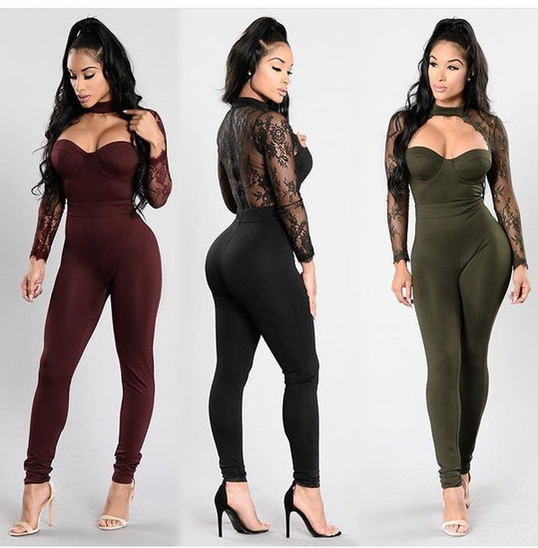 jumpsuit outfit outfit idea summer outfits cute outfits spring outfits date  outfit party outfits trendy fashion d6f47c2e6