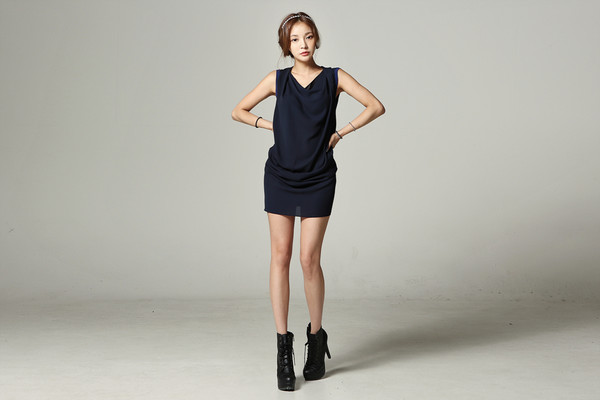 dress slim dress