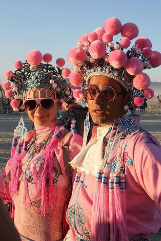 sunglasses pink sunglasses round sunglasses costume burning man burning man clothing burning man costume festival music festival