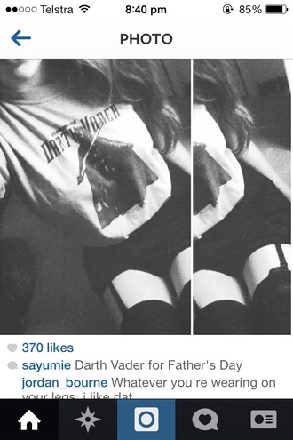shirt darth vader