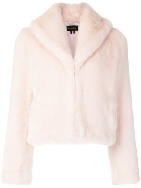 La Seine & Moi jacket women purple pink
