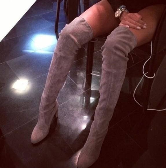 overknee boots shoes overknee boots