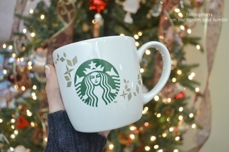 jewels cup mug starbucks coffee