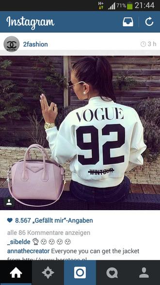 jacket vogue swag hipster