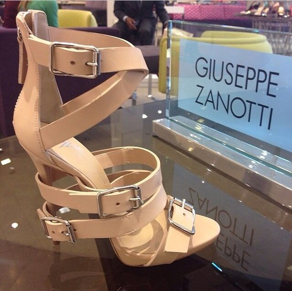 shoes giuseppe zanotti stilettos sandals
