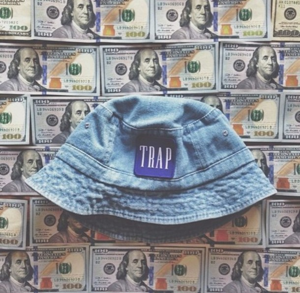 hat trap girl bucket hat tumblr clothes bucket hat trap denim bomb  streetstyle aa2911c67fe