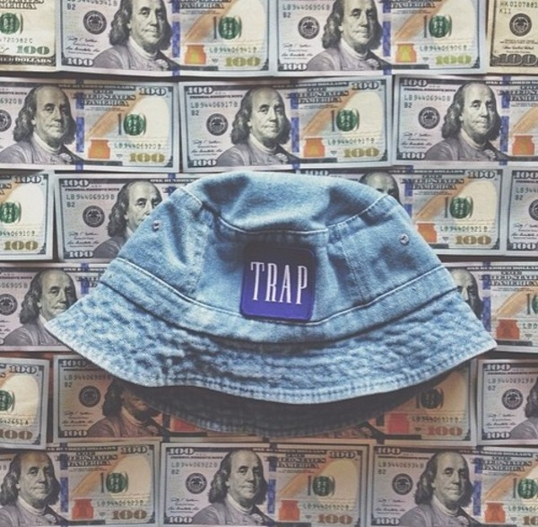 hat trap girl bucket hat tumblr clothes bucket hat trap denim bomb streetstyle