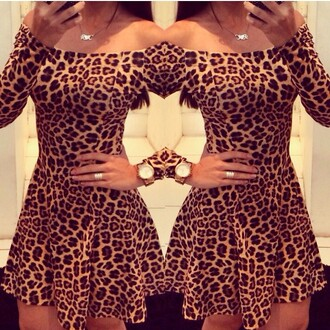 dress leopard print dress leopard dress casual dress