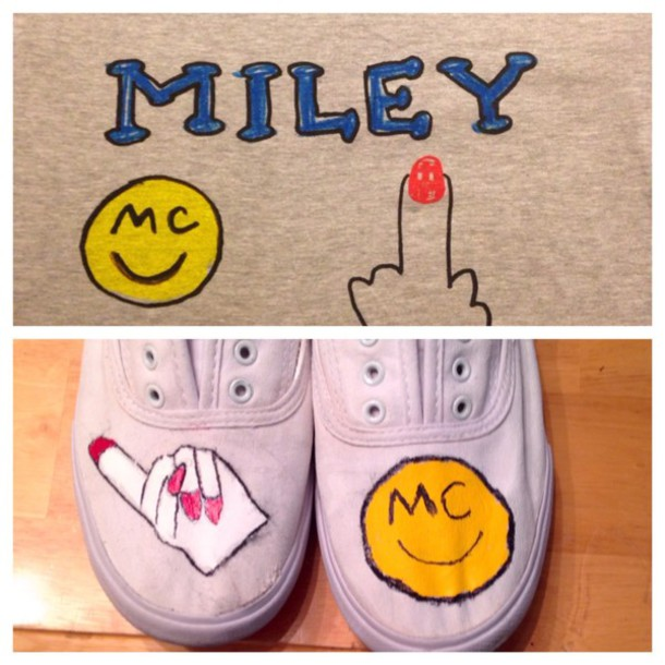 shoes miley cyrus