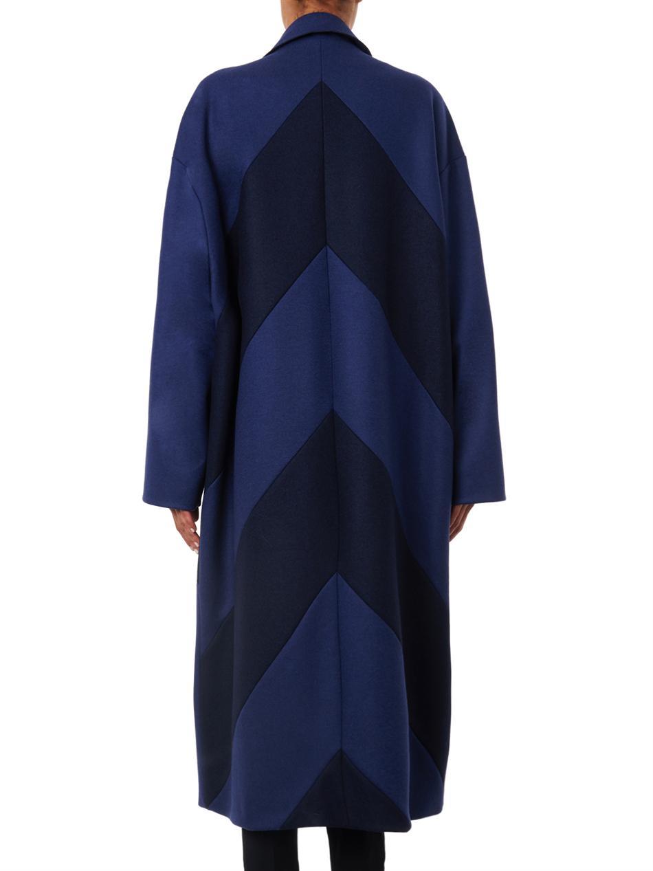 Larkin bi-colour wool-blend coat | Roksanda | MATCHESFASHION.COM