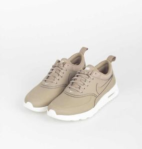 nike air max thea premium beige extreme. Black Bedroom Furniture Sets. Home Design Ideas