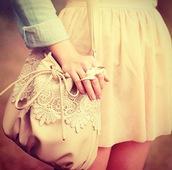 bag,skirt,light pink,pink,pretty pink,cute,mini skirt,flare skirt,purse,ring,girly,kawaii,korean fashion,kfashion,japanese