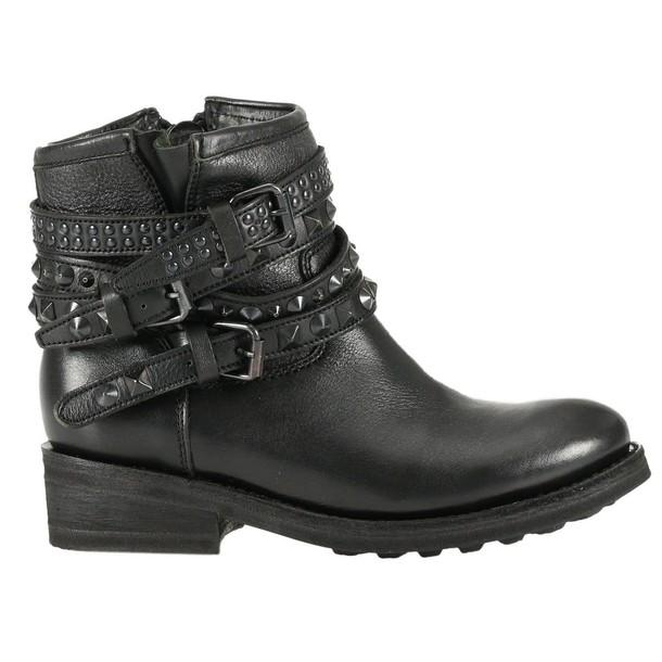 ASH booties shoes women shoes booties black