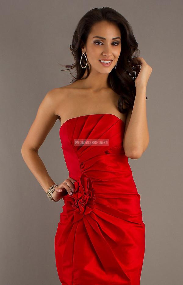 red dress prom dress fashion dress cheap dress cocktail dress