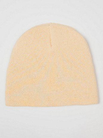 Unisex Recycled Cotton-Acrylic Blend Beanie | American Apparel