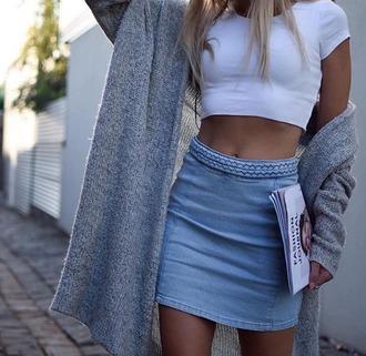 skirt jeans denim denim skirt jean skirt blue skirt braided braid boho chic boho mini skirt boho mini boho skirt boho outfit summer summer outfits spring spring outfits minkpink denim minkpink clothing taylor ashley minkpink