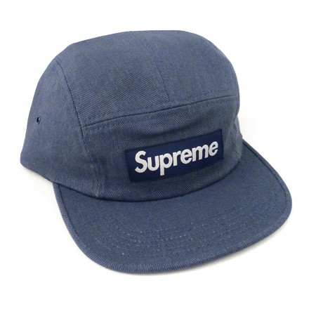Someday / Shop / Accessories / SUPREME: DENIM CAMP Cap ($50-100) - Svpply