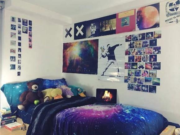 galaxy pajamas galaxy bed set bedding home decor