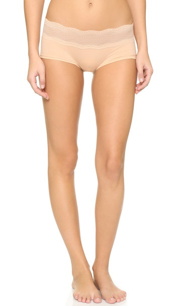 Cosabella Dolce Boy Shorts - Blush