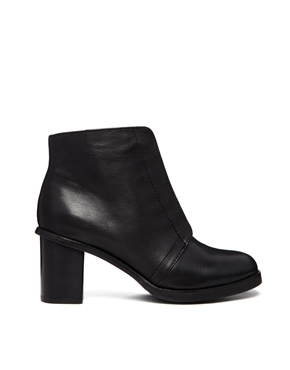 ASOS | ASOS RAPTURE Leather Lace Up Ankle Boots at ASOS