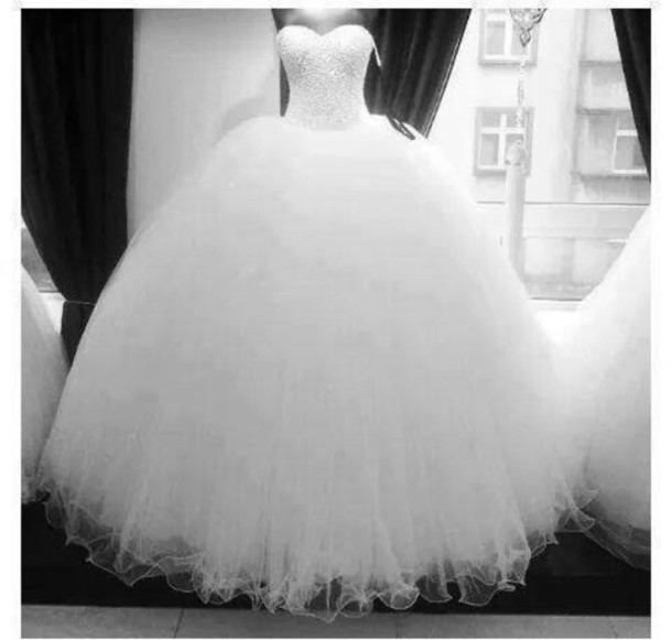 dress mariage robe blanche