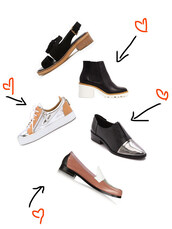 zanita,blogger,shoes,loafers,sneakers,metallic shoes