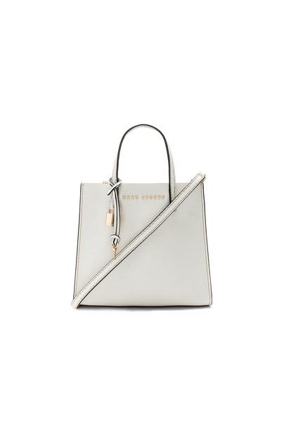 Marc Jacobs mini white bag