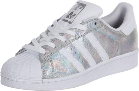 78ed70f6f1c20 Adidas Superstar W chaussures blanc argent