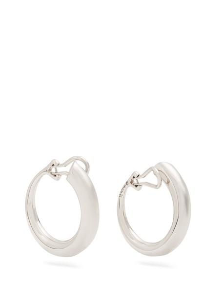 Charlotte Chesnais earrings silver jewels