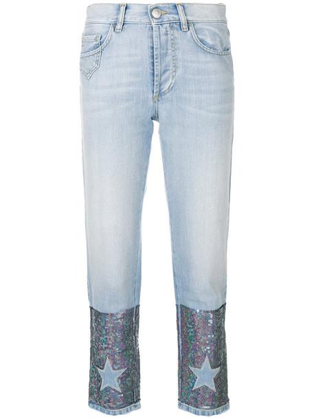 Don't Cry jeans women cotton blue 24