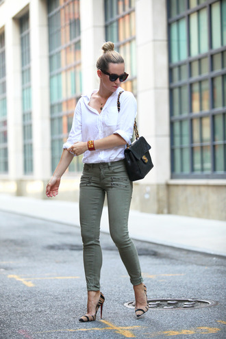 brooklyn blonde jeans shoes jewels