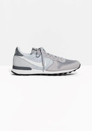 timeless design a1fcf 688cb   Other Stories   Nike Internationalist   Light Grey