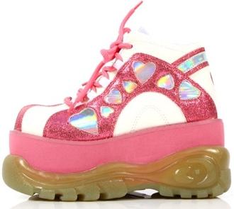 shoes platform shoes platform lace up boots platform sneakers lovely kids shoes kids fashion pink