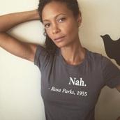 shirt,Nah. Rosa Parks 1955