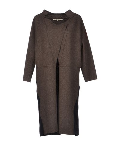 Women hache coats online on yoox united states