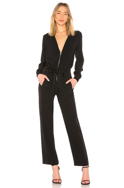 Rag & Bone jumpsuit black