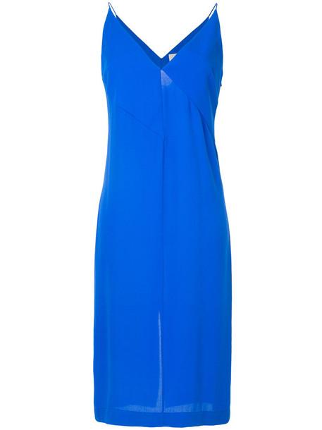 Dion Lee dress women blue