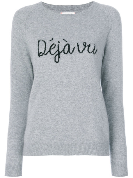 Chinti & Parker sweater women grey