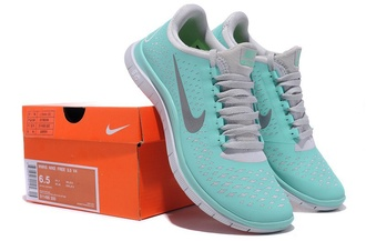 shoes nike running shoes nike mint laces