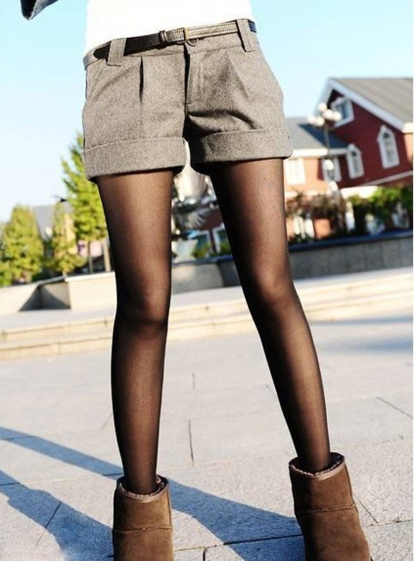 shorts women fashion style