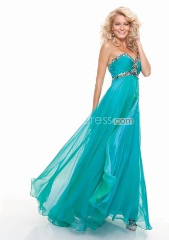 dress teal teal dress