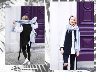 cruel thing blogger jacket sweater shoes jeans