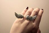 jewels,ring,jewelry,wings,wing,wing ring