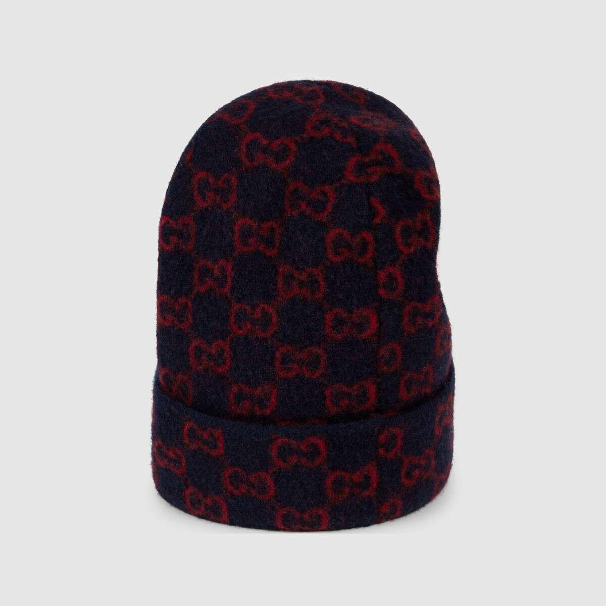 GG wool hat