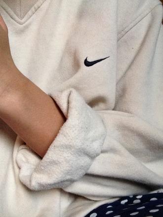 jacket nike sweatshirt