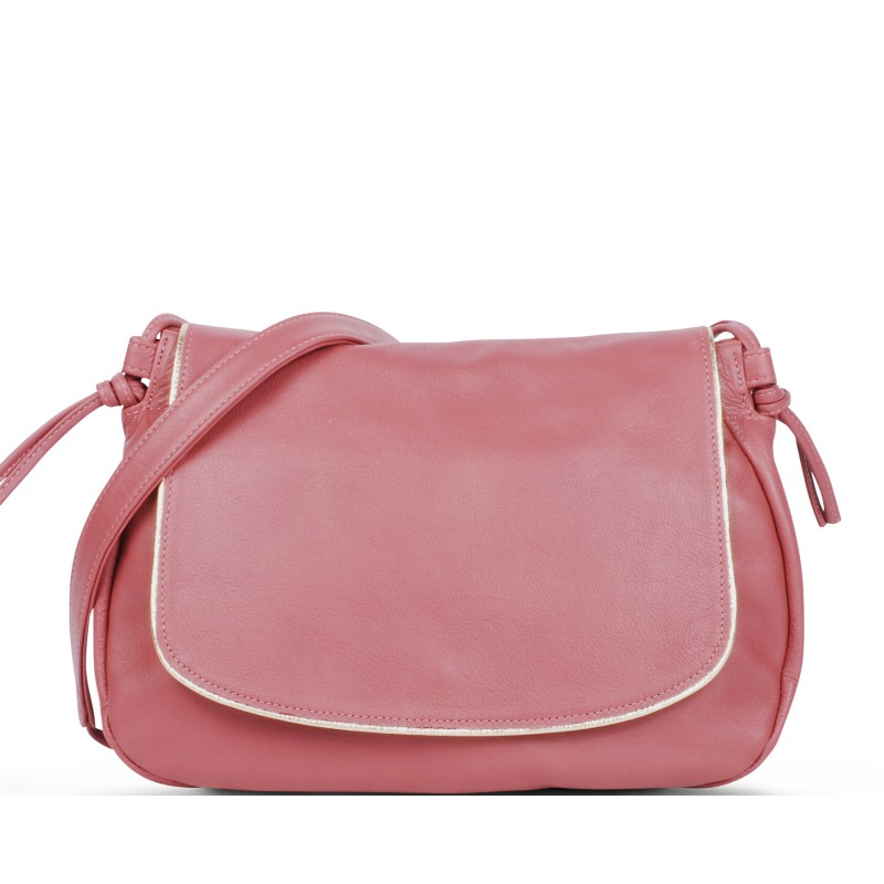 Meg Confetti sauvage leather bag - Brontibay